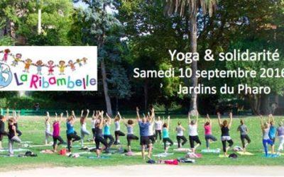 Yoga & Solidarité