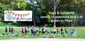 Yoga et Solidarité